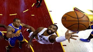 Kyrie Irving Full Highlights - 2017 NBA Finals Game 4 - Golden State Warriors vs Cleveland Cavaliers