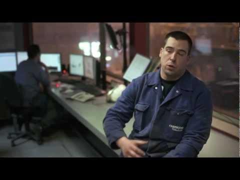Mon métier c'est: Technicien de maintenance industrielle (Electromécanicien)