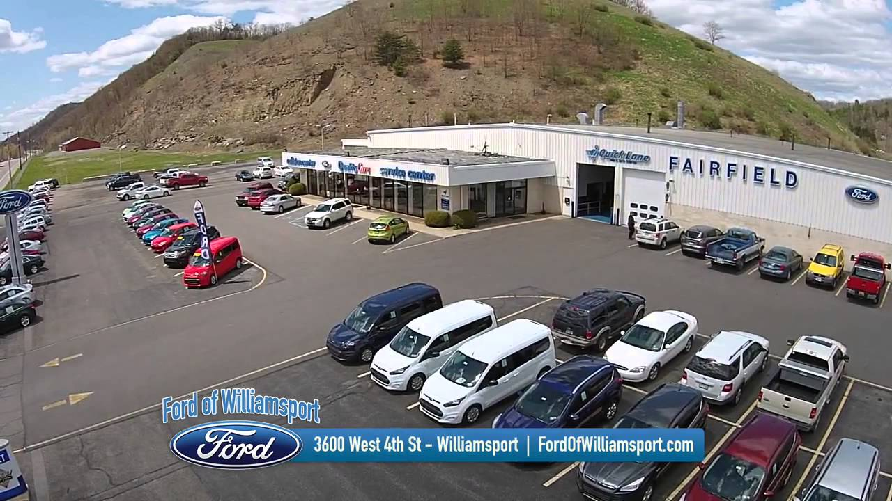 Ford Of Williamsport 7c Fow050615a Youtube