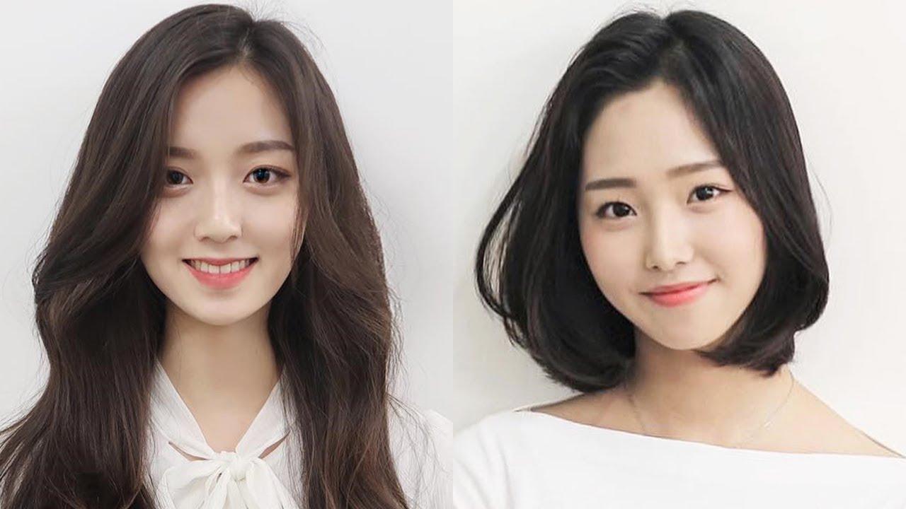 Beautiful Korean Hairstyles 2019 🔷 Amazing Hair