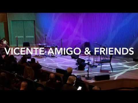 Vicente Amigo, October 2018 at SF Jazz Center, San Francisco