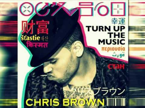Chris Brown - Turn Up The Music (With Downloadlink)