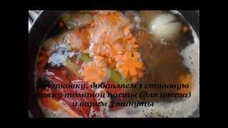 Рецепт приготовления шурпы