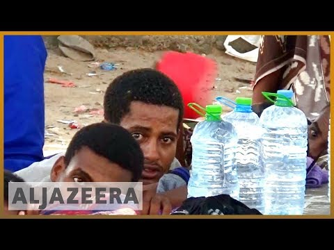 🇾🇪 African migrants held at detention centre without food in Yemen | Al Jazeera English