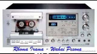 [ OM SONETA ]  Rhoma Irama Feat Lata Mangeskar -  Wahai Pesona