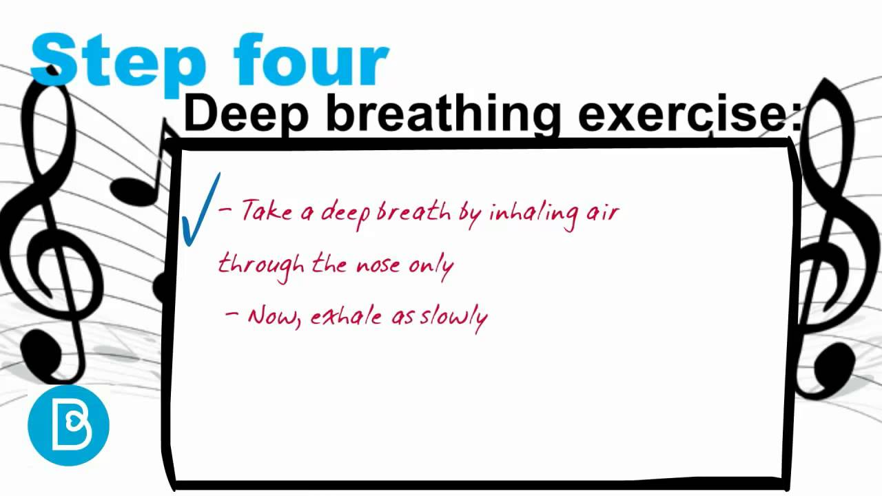 Singing for Breathing | How to practice deep breathing ...