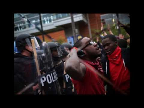 Crips & Bloods Declare War on B-more Police: True or Propaganda 2015-04-27