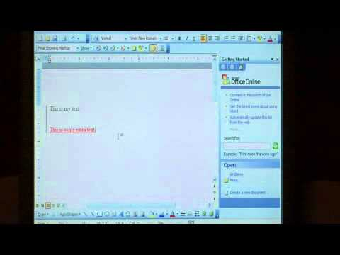 How to Accept or Reject Tracked Changes in a Microsoft Word Document