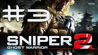 Lets Play Sniper Ghost Warrior 2 Deutsch Part 3 German Walkthrough Gameplay 1080p