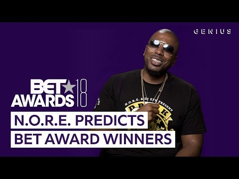 N.O.R.E. Predicts Cardi B, Drake, & Beyoncé Will Win At The 2018 BET Awards