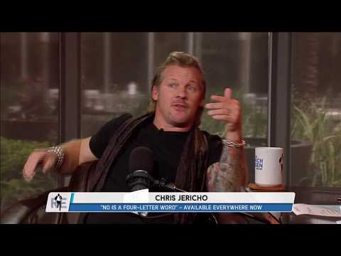 Author & Former Wrestler Chris Jericho Joins The Rich Eisen Show In-Studio | Full Interview | 9/5/17