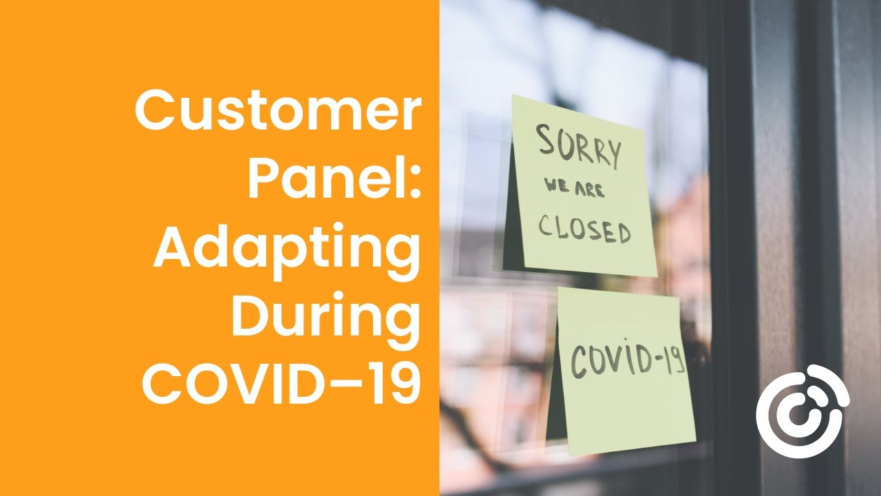 Customer Panel: Adapting Your Business During COVID-19 | Constant Contact