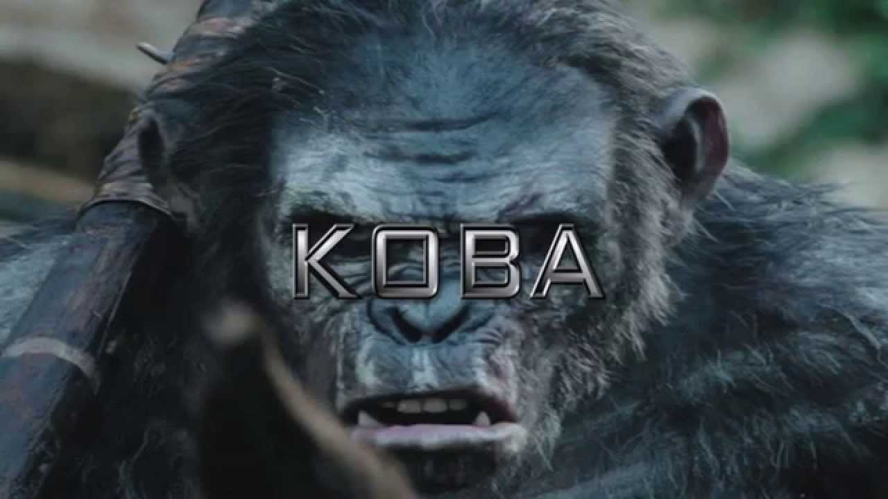 Best Movie Villain of 2014: Koba (Dawn of the Planet of ...