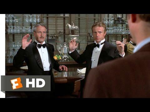 The Sting (10/10) Movie CLIP - It's Close (1973) HD
