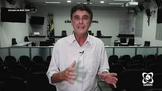 Abelardo tira dúvidas sobre acesso a cesta básica, Cachoeirinha, salário de políticos e mais