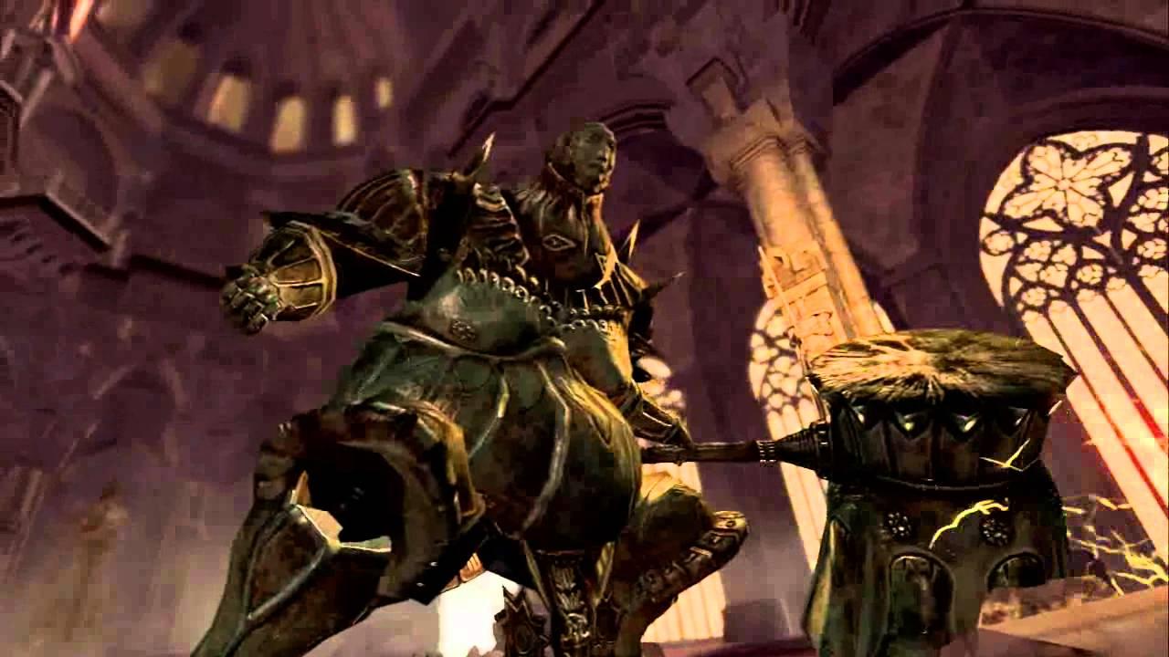 Artorias Dark Souls  Build