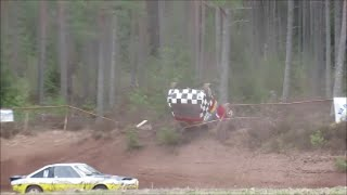 Folkrace Highlights + A-B-C Final 25.04.2015 Åland