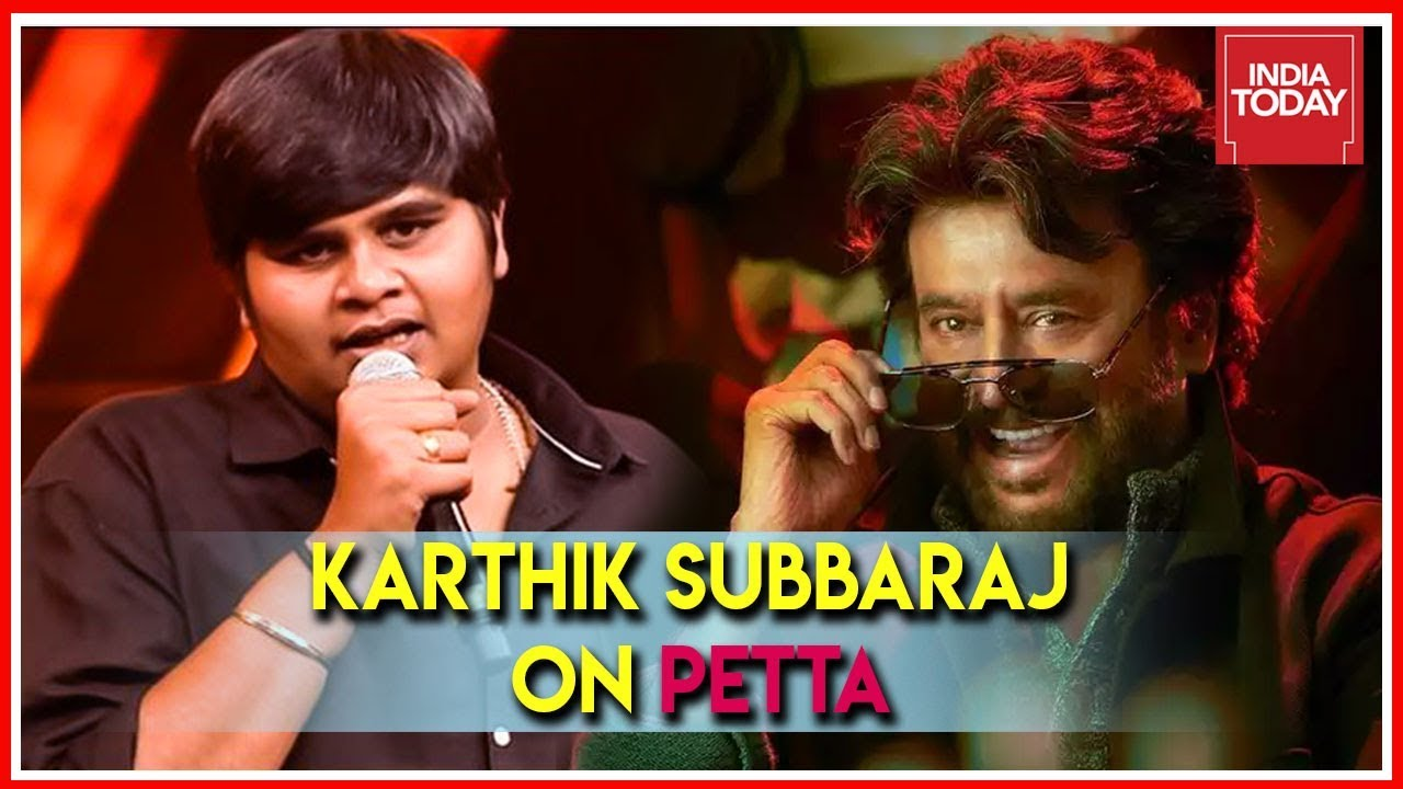Exclusive | Petta Director, Karthik Subbaraj Speaks On Working With Rajnikanth | In Da Club
