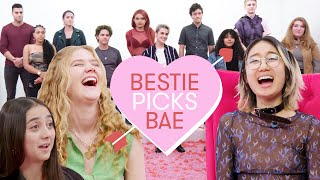 I Let My Squad Pick My Bae: Hee Eun | Bestie Picks Bae