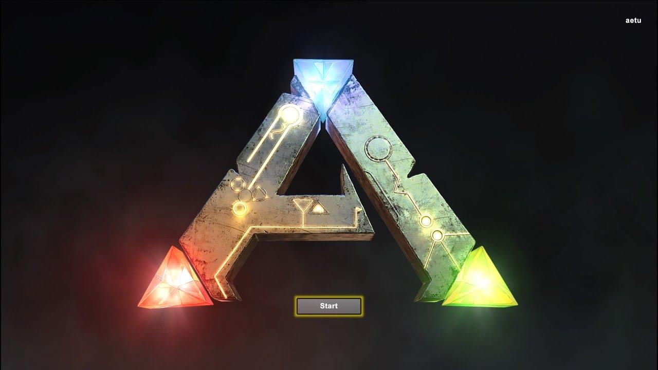 Ark Survival Evolved Tuto Teinture Vert Cyan Violet