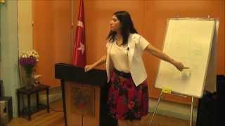 UYANIŞIMIZDA DUYGULAR - TÜLİN ETYEMEZ SCHIMBERG - 10.06.2014