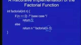 Lec 19 - Introduction To Problem Solving and Programming