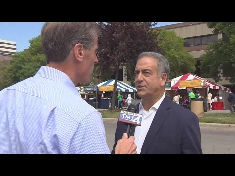 Russ Feingold on Senate rematch: Ron Johnson