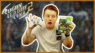 RETRO RUGBY LEAGUE | RUGBY LEAGUE LIVE 2 (XBOX 360)