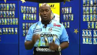 ICAST 2010 - New Phat Frog Colors With Ish Monroe