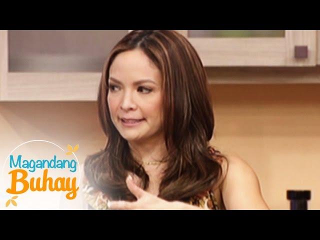 Magandang Buhay: Amanda's beauty secret