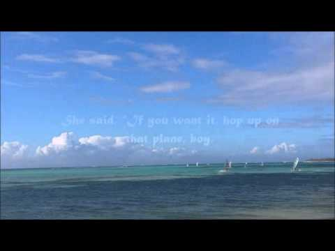 Touchdown - Garrett Douglas  ( Lyrics )