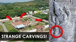 The Incredible Sculptures of Kachabeswarar  Temple - Thirukachur