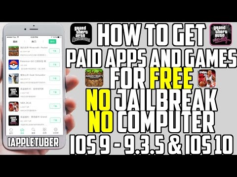 Better Than Vshare? Get Paid Games/Apps Free on IOS 10 & 9 - 9.3.5 (No Jailbreak)