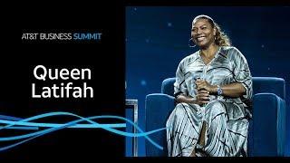 Meet Queen Latifah, Entrepreneur and Business Leader