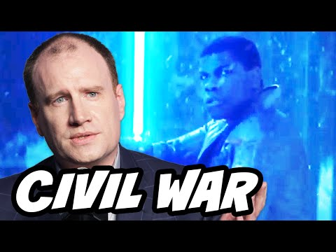 Captain America Civil War Drama and Star Wars Expanded Universe
