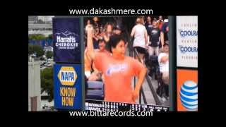CHUBBY KID DANCES TO DA KASHMERE`S GO CRAZY