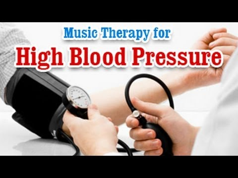 Music Therapy For High Blood Pressure Helps To Reduce Blood Pressure In English Youtube