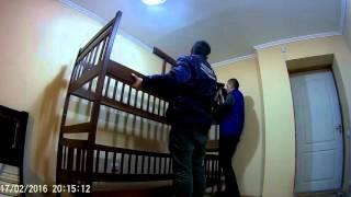 Сборка двухярусной кровати Том и Джери (Дримка)(, 2016-02-20T14:36:08.000Z)