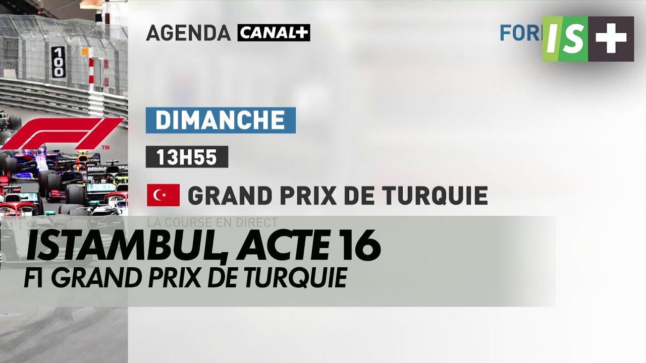 Hamilton Vs Verstappen, la lutte se poursuit - CANAL+ Sport