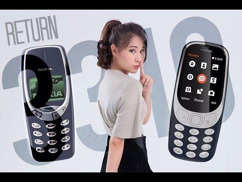ลองจับ Nokia 3310 คืนชีพมาใหม่