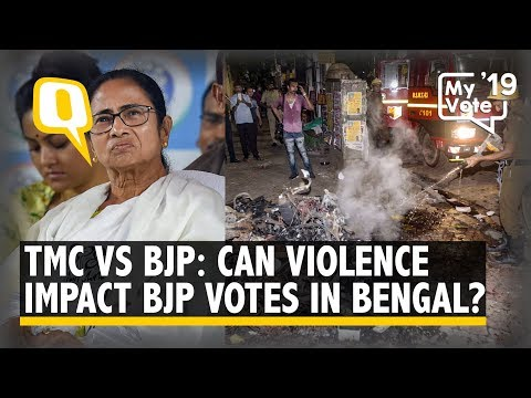 What Impact Would BJP-TMC Clashes Have on West Bengal's Politics? | The Quint