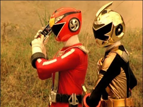Power Rangers RPM  Heroes Among Us  Red and Gold Ranger's Mission Episode 20