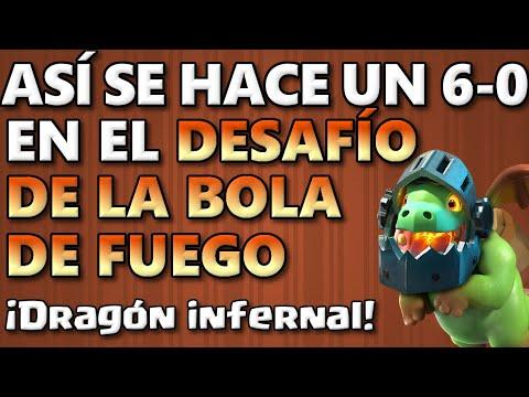 ¡Desafío de la bola de fuego sin perder con dragón infernal! Eventos especiales con Varik0 #3
