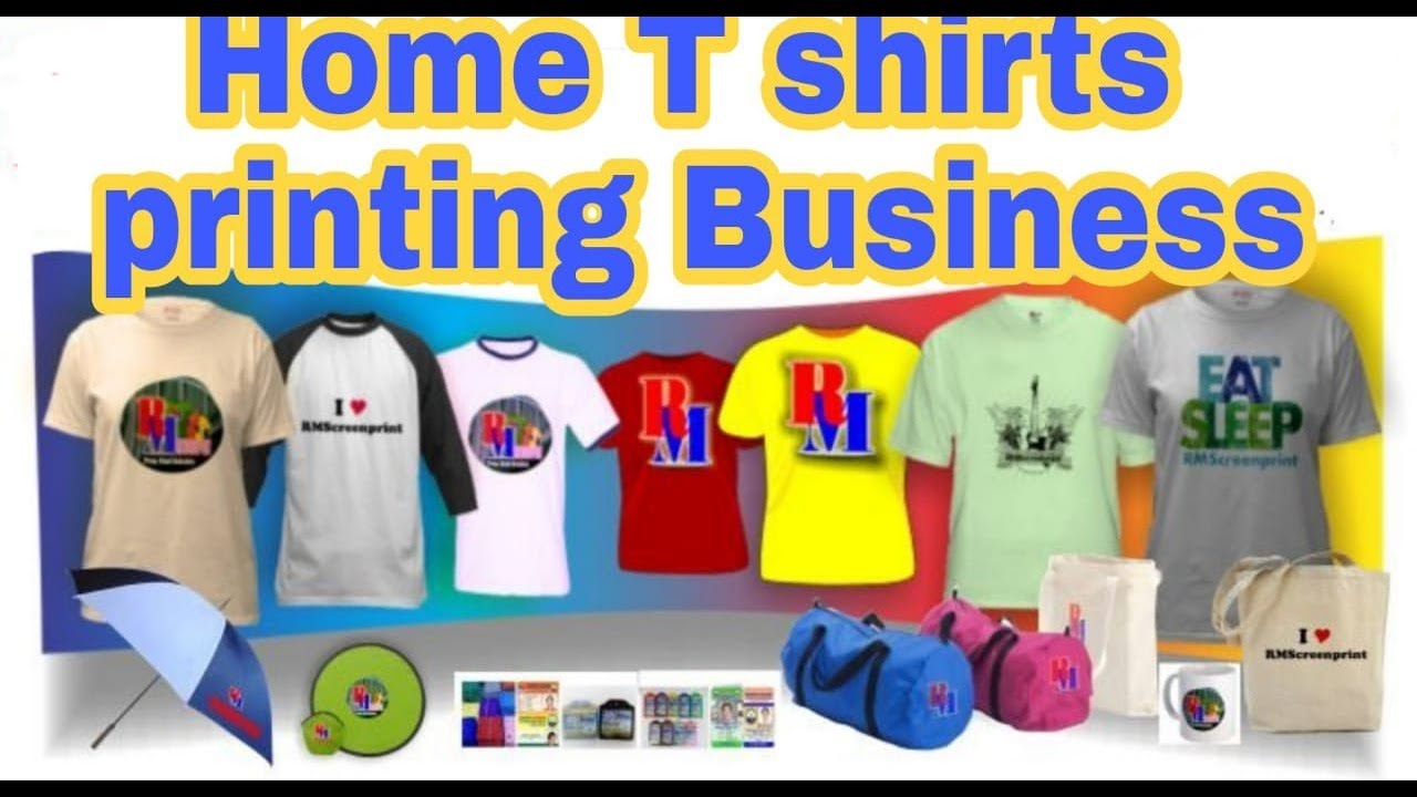 6c026ad2 Screen Print your own t-shirts - Hindi-how-to-do - YouTube