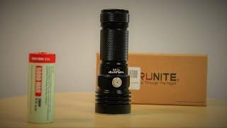 Thrunite TC20 - Konkretna latarka na konkretne ogniwo!