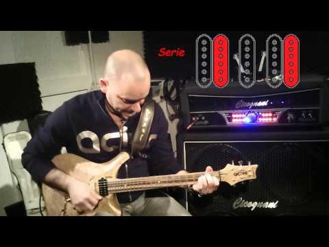 Egidio Maggio Sign. Achia Guitars ( 25 Preset Analogici ) - Video 2