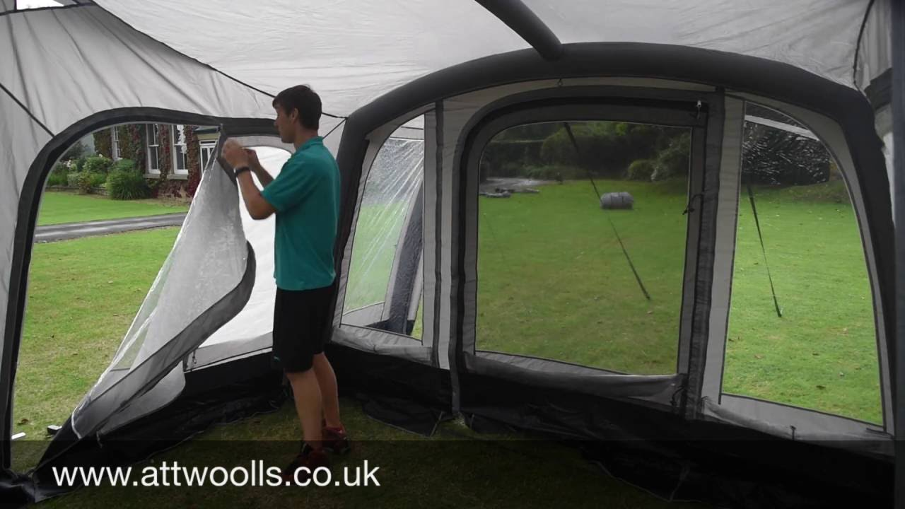 Vango Sonoma 250 350 400 Awning Review 2017 Youtube