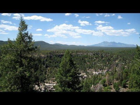 Oak Creek Canyon & Pumphouse Wash - Arizona - RV Camping