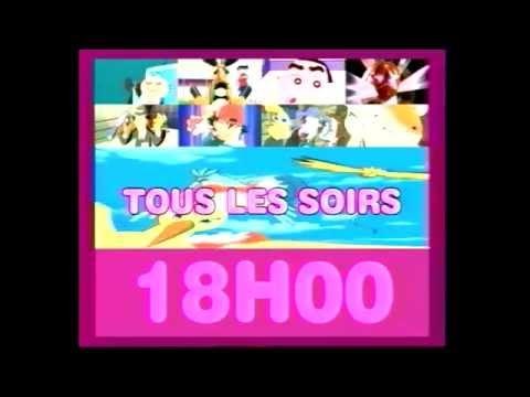 Power Rangers Zeo - Fox Kids - Promo - Tous Les Soirs à 18h