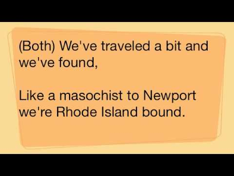 Brian and Stewie: Road to Rhode Island